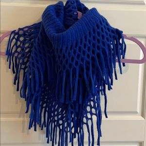 🛍 Royal Blue Infinity Scarf